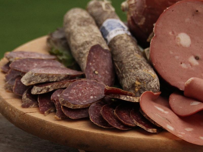 Salame di Carne di Bufalo